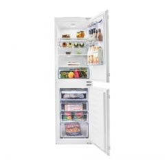 Beko BCSD150 Integrated 50:50 Built-In Fridge Freezer