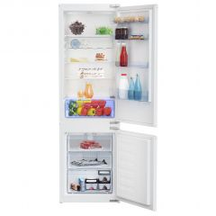 Beko BCSD173 Integrated 70:30 Built-In Fridge Freezer