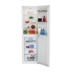 Beko CCFM3582W Frost Free Fridge Freezer - White - A+ Energy Rated