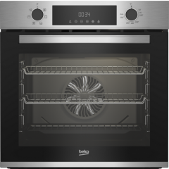 Beko CIMY91X Built In Electric Single Oven - Stainless Steel - A Energy Rated