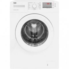 Beko WTG821B2W White Washing Machine (8Kg/1200Spin)