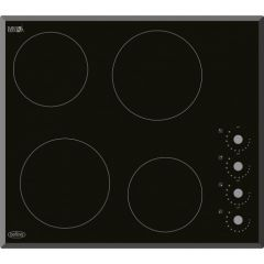 Belling BCH60RB Frameless Built-In Ceramic Hob (Rotary Control)