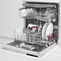 Blomberg LDV42244 Integrated Built-In Dishwasher (14 Place Setting / 43Db)