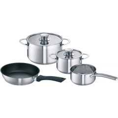Bosch HEZ390042 Set Of Pots + Pan For Induction Hob