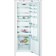 Bosch KIR81AFE0G Integrated Built-In Tall Larder Fridge (Fixed Hinge)