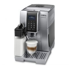 Delonghi ECAM350.75.S Silver Dinamica Bean-To-Cup Coffee Machine