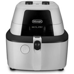 Delonghi FH2133 Grey/White Low-Oil Fryer And Multicooker