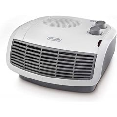 Delonghi HTF3033WHGY White Fan Heater