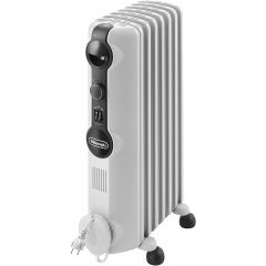 Delonghi TRRS0715 Oil Filled Radiator (1500W)