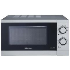 Dimplex 980532 Silver Microwave