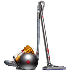 Dyson CY28_MULTIFLOOR2_EU/IRE Silver/Red Big Ball Cylinder Bagless Vacuum Cleaner