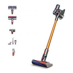 Dyson V7ABSOLUTE Cordless Vacuum Cleaner - 30 Minute Run Time