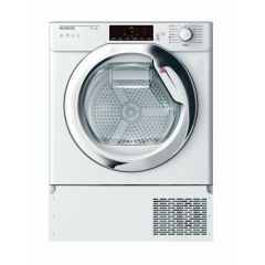 Hoover HBTDW H7A1TCE-80 Integrated Built-In Condenser Tumble Dryer