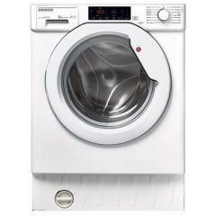 Hoover HBWM84TAHC Integrated Built-In Washing Machine (8Kg/1400Spin)