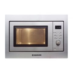 Hoover HMG201X S/Steel Built-In Microwave (20L - H382 W595 D344)