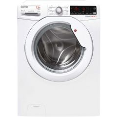 Hoover WDWOA596H 9Kg/6Kg 1500 Spin Washer Dryer - White - A Energy Rated