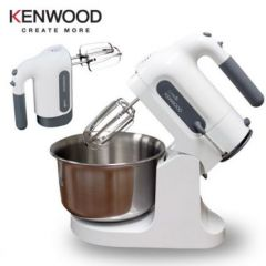 Kenwood HM680 White Hand Mixer With Bowl