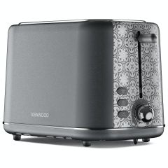 Kenwood TCP05.A0GY Grey 2 Slice Toaster