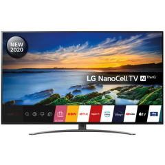 LG 49NANO866NA 49` 4K UHD NanoCell Smart TV - A Energy Rated