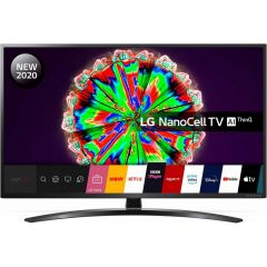 LG 50NANO796NE 50` 4K Ultra HD HDR10 NanoCell Smart TV with Google Assistant + Alexa