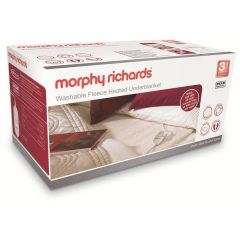Morphy Richards 600004 King Size Under Blanket (Dual Control / L160 W152)