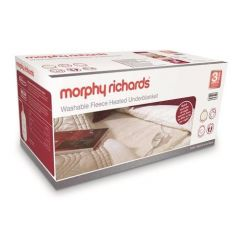Morphy Richards 600011 Single Underblanket (Single Control / L152 W72)