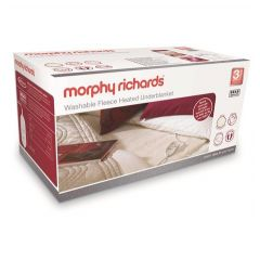 Morphy Richards 600013 Double Under Blanket (Dual Control)