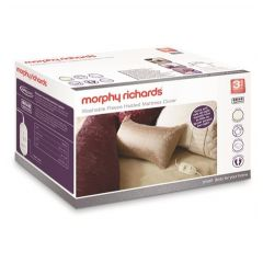 Morphy Richards 620012 Double Fitted Under Blanket (Dual Control / L190 W137)