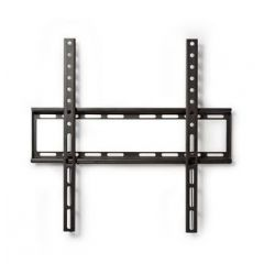Nedis TVWM1051BK Black Fixed TV Wall Mount | 37-70` | Max 35 Kg | 23 Mm Wall Distance