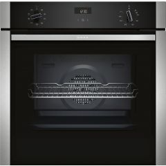 Neff B1ACE4HN0B S/Steel Built In Single Oven (Series N50)