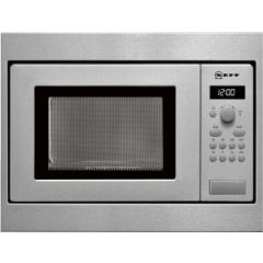 Neff H53W50N3GB S/Steel Built-In Microwave (17L - 495W X 320D X 382H)