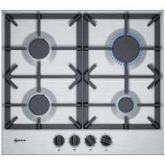 Neff T26DS49N0 S/Steel Built-In Gas Hob