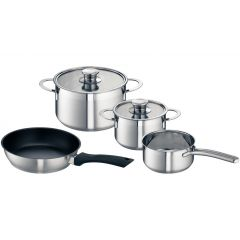 Neff Z9442X0 Berndes Cookware; Set Of 3 Pots & 1 Pan