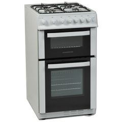 Nordmende CTG51WH White 50Cm Gas Cooker (Natural Gas)