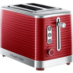 Russell Hobbs 24372 Red Inspire 2 Slice Toaster