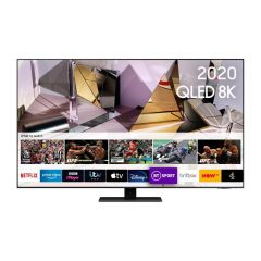 Samsung QE55Q700TATXXU 55` 8K QLED Smart TV - B Energy Rated