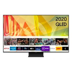 Samsung QE55Q90TATXXU 55` QLED Smart TV - B Energy Rated