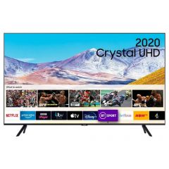Samsung UE50TU8000KXXU 50` 4K UHD Smart TV - A+ Energy Rated