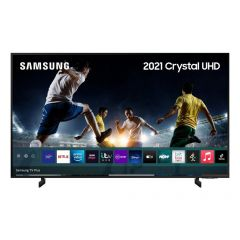 Samsung UE60AU8000KXXU Black 60` 4K UHD HDR Smart TV HDR powered by HDR10+ with Dynamic Crystal Colo