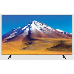 Samsung UE65TU7020KXXU Black 65` 4K UHD HDR Smart TV Crystal Display with Clean Cable Solution and G