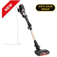 Shark HZ500UKT Rose Gold Anti Hair Wrap Corded Stick Vacuum Cleaner With Flexology And Truepet