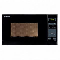 Sharp R272KM Black Microwave Oven