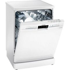 Siemens SN236W02JG White extraKlasse SN236W02JG Full Size Dishwasher - White - A Rated