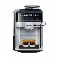 Siemens TE653311RW Fully Automatic Coffee Machine with iAroma System - Black/Silver