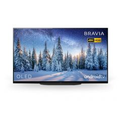 Sony KD48A9BU Bravia ® 48` Oled 4K Ultra HD Hdr Smart Android TV Black