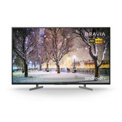Sony KD49XH8196BU 49` 4K UHD Smart TV - A Energy Rated