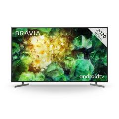 Sony KE55XH8196BU Black 55` 4K Ultra HD HDR LED Android TV with Dolby Audio + Google Assistant