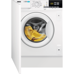 Zanussi Z716WT83BI Integrated Built-In Washer Dryer (7Kg/4Kg, 1600Spin)