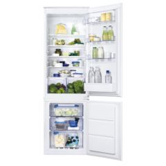 Zanussi ZBB28651SV Integrated 70:30 F/Free Built-In Fridge Freezer