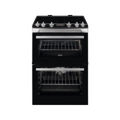 Zanussi ZCI66278XA S/Steel Induction Top Electric Cooker (60Cm Wide)